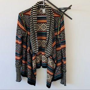 Womens Southwest American Rag Sweater Size XL